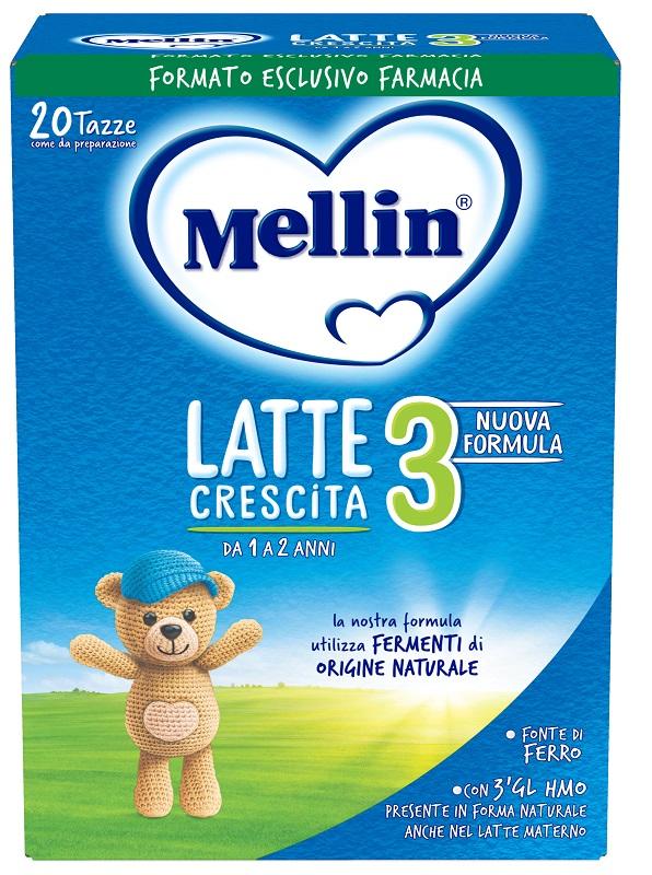 MELLIN 3 LATTE POLVERE 700 G - Farmaseller