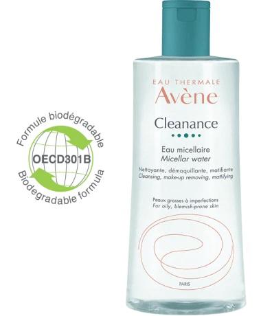 AVENE CLEANANCE ACQUA MICELLARE NUOVA FORMULA 400 ML - Europarafarmacie s.r.l.