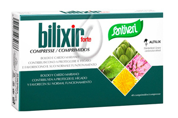 Bilixir Forte 40 Compresse con altilix - Sempredisponibile.it
