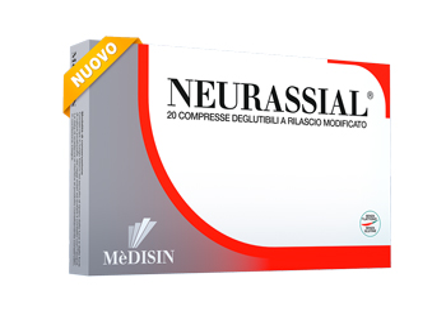 NEURASSIAL 20 COMPRESSE - Farmaseller