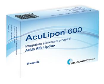 ACULIPON 600 30 CAPSULE - Farmaseller
