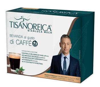 TISANOREICA BEVANDA CAFFE VEGAN 34 G X 4 2020 - Farmaseller