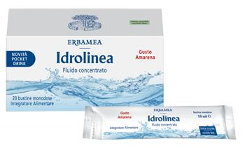 IDROLINEA FLUIDO 20 BUSTINE 10 ML - Farmaseller