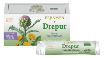 DREPUR FLUIDO 20 BUSTINE 10 ML - Farmaseller