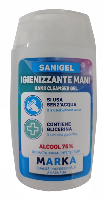 IGIENIZZANTE MANI SANIGEL 100 ML - Spacefarma.it