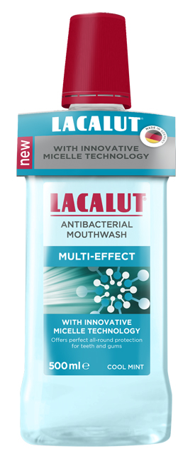 LACALUT COLLUTORIO MICELLARE MULTIEFFECT 500 ML - Farmapage.it