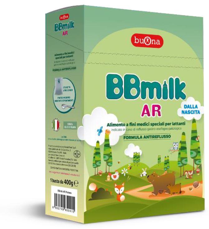 BBMILK AR POLVERE 400 G - Farmafamily.it