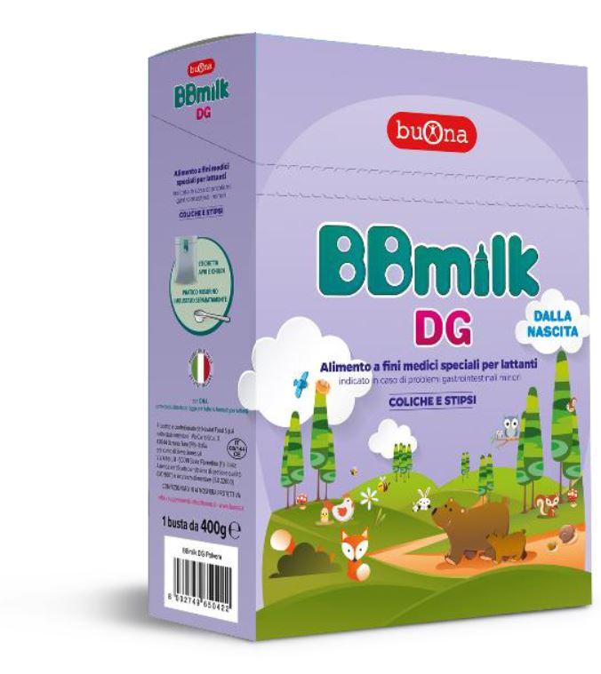 BBMILK DG POLVERE 400 G - Farmacia Massaro
