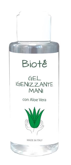 BIOTE' GEL IGIENIZZANTE MANI 100 ML - Farmapage.it
