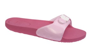 SCHOLL POP SYNPAT-W CHERRY GENERAL COMFORT FITNESS TESSUTO MICROTECH MICROTECH F 38 COLLEZIONE SS20 - Farmaseller