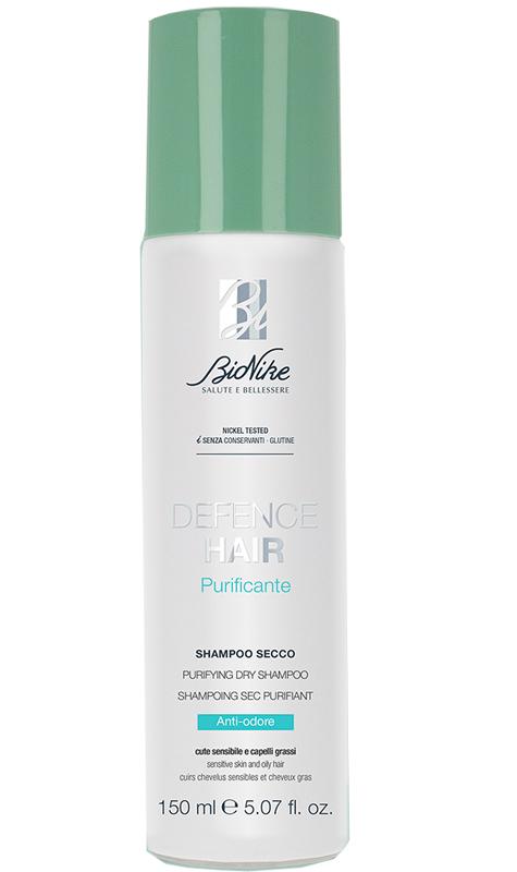 DEFENCE HAIR SHAMPOO SECCO PURIFICANTE 150 ML - Farmaciapacini.it