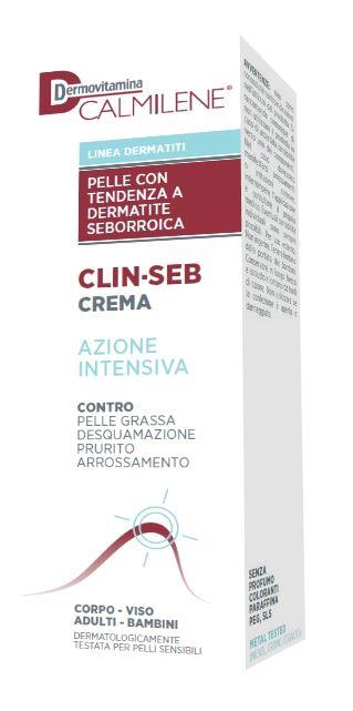 DERMOVITAMINA CALMILENE CLIN-SEB CREMA AZIONE INTENSIVA 50 ML - Farmaseller
