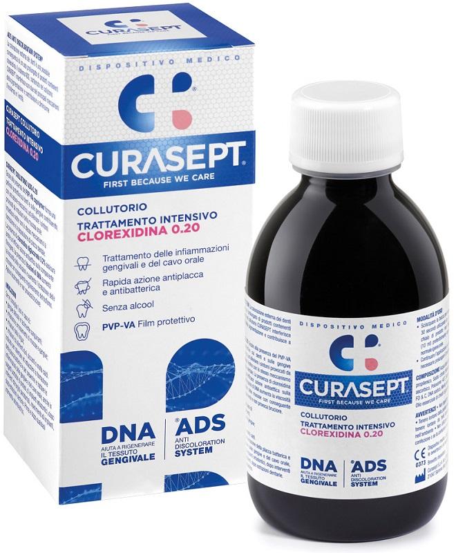 CURASEPT COLLUTORIO 0,20 ADS + DNA 200 ML - Speedyfarma.it