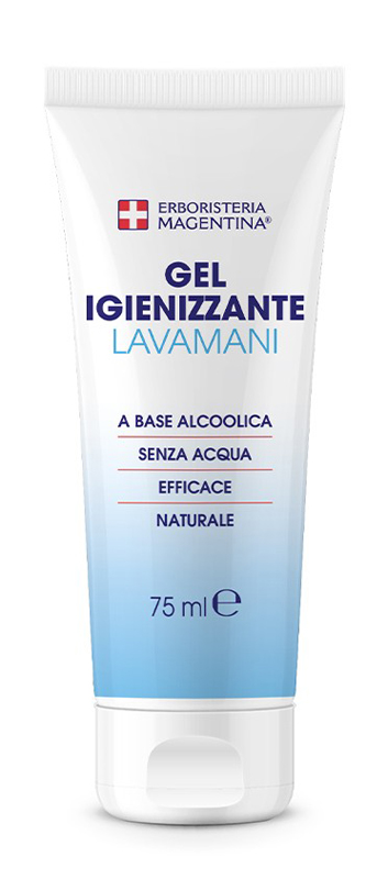 GEL IGIENIZZANTE LAVAMANI 75 ML - Spacefarma.it