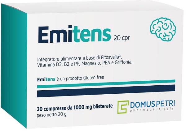 EMITENS 20 COMPRESSE - Farmaseller