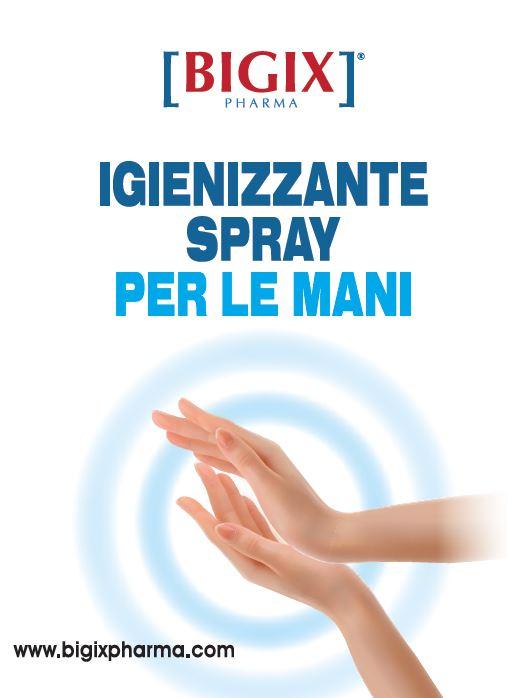 IGIENIZZANTE SPRAY MANI SUPERFICI 250 ML - Farmaciapacini.it