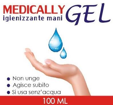GEL IGIENIZZANTE MANI BUSTA 80 ML - Farmastar.it