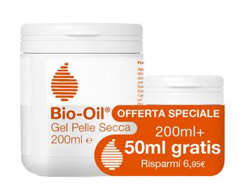 BIO OIL GEL 200 ML + 50 ML - farmaventura.it