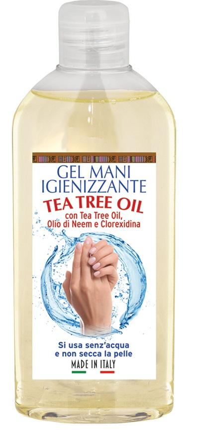 GEL MANI IGIENIZZANTE TEA TREE OIL 100 ML - Farmaci.me