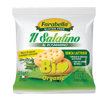 FARABELLA BIO SALATINO ROSMARINO 25 G - Farmaseller