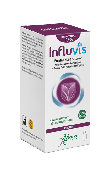 INFLUVIS SCIROPPO 100 ML - Farmaciacarpediem.it
