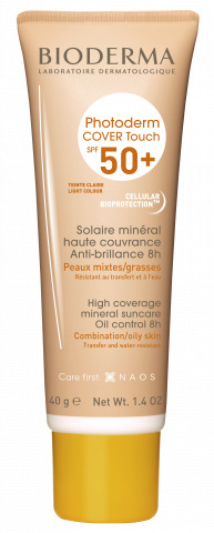 PHOTODERM COVER TOUCH CLAIRE SPF50+ 40 ML - Farmaseller