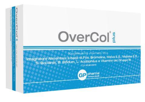 OVERCOL PLUS 30 BUSTINE - Farmaseller