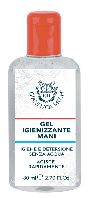 Gel igienizzante mani 80 ml - latuafarmaciaonline.it