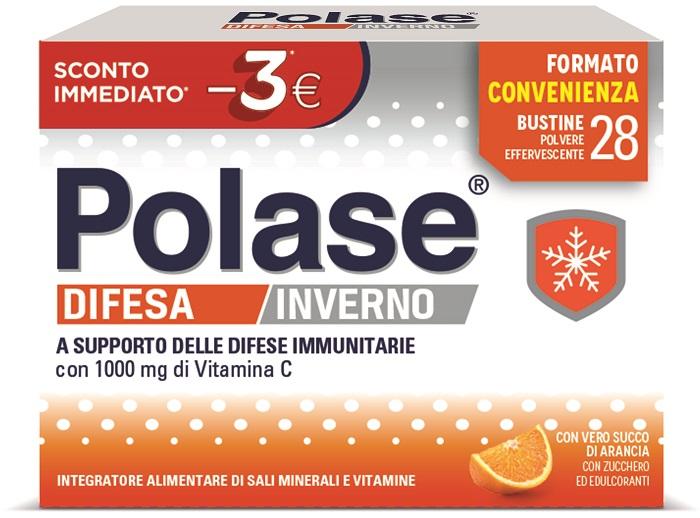 POLASE DIFESA INVERNO 28 BUSTINE PROMO 2020 - Farmacia Massaro