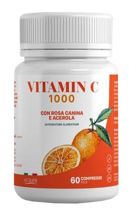 VITAMIN C 1000 60 COMPRESSE - Farmaseller