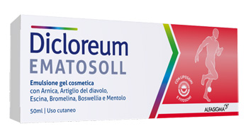 DICLOREUM EMATOSOLL GEL 50 ML - Farmaciasconti.it