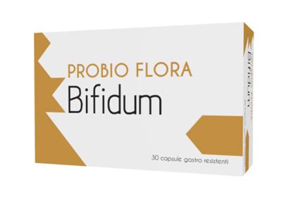 PROBIO FLORA BIFIDUM 30 CAPSULE GASTRORESISTENTI - Farmaseller