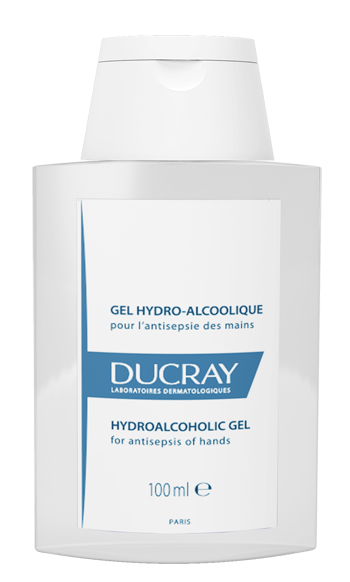 DUCRAY GEL IDRO ALCOLICO 100 ML - Farmafamily.it
