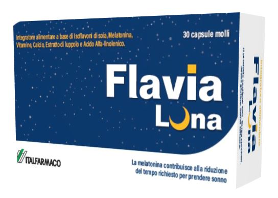 FLAVIA LUNA 30 CAPSULE MOLLI - Farmaseller