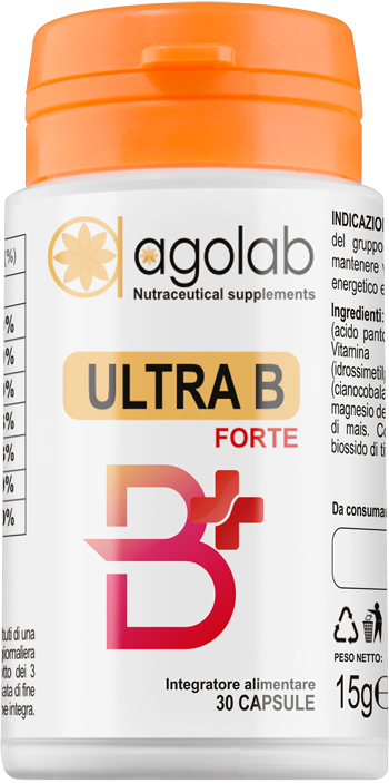 ULTRAB FORTE 30 CAPSULE - Farmafirst.it