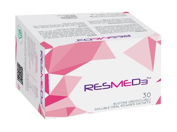 RESMED3 30 BUSTINE - Farmaseller