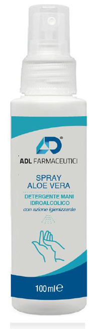 ADL SPRAY IGIENIZZANTE MANI 100 ML - FARMAPRIME
