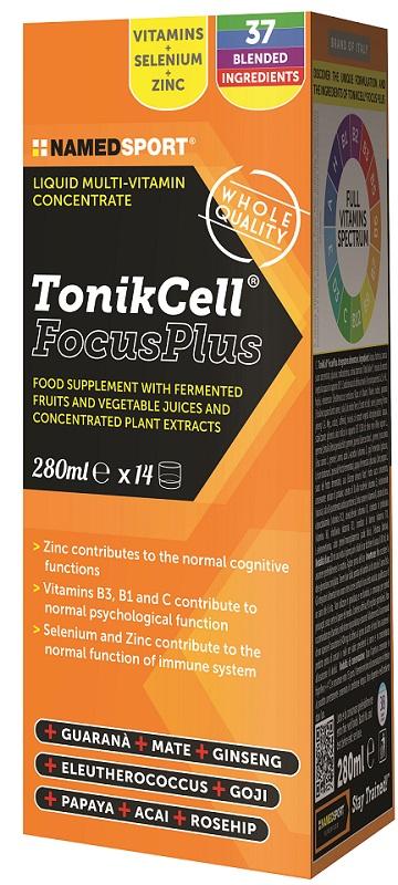 TONIKCELL FOCUSPLUS 280 ML - La farmacia digitale
