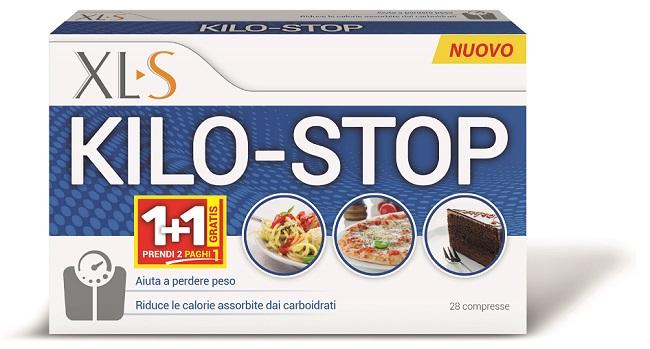 XLS KILO-STOP 28 COMPRESSE 1+1 - Farmacia Massaro