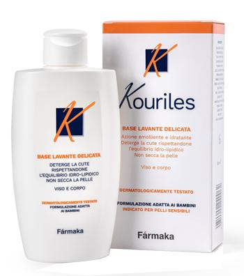 KOURILES BASE LAVANTE 200 ML - Farmaseller
