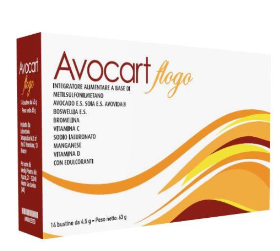 AVOCART FLOGO 14 BUSTINE - Farmaseller