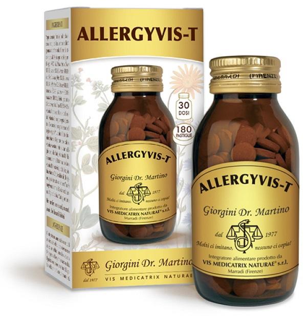 ALLERGYVIS T 180 PASTIGLIE - Farmaseller