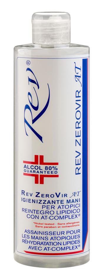 REV ZEROVIR AT SPRAY 100 ML - Farmaseller