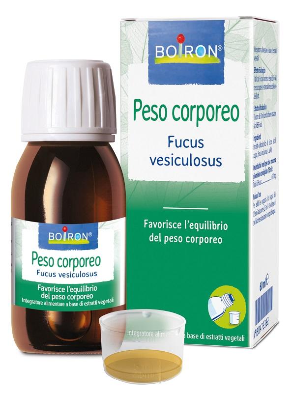 FUCUS VESICOLUS BOIRON ESTRATTO IDROALCOLICO 60 ML - Farmalilla