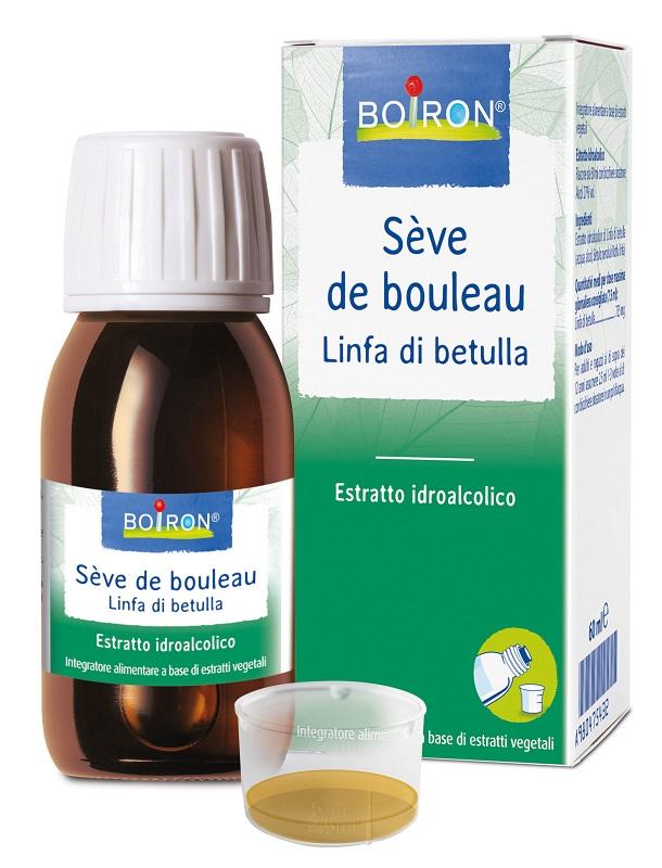 SEVE DE BOULEAU BOIRON ESTRATTO IDROALCOLICO 60 ML - Farmalilla