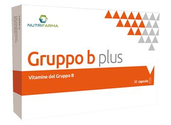 GRUPPO B PLUS 30 COMPRESSE - Farmapage.it