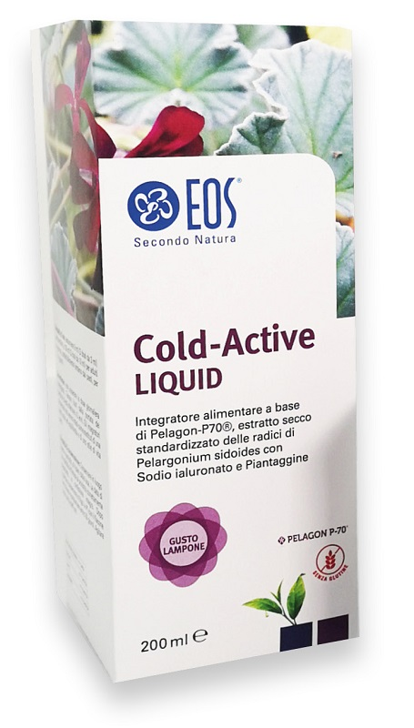 EOS COLD ACTIVE LIQUID 200 ML - Farmaseller