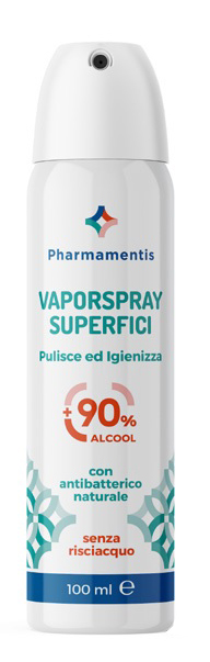 PHARMAMENTIS VAPOSPRAY SUPERFICI 100 ML - Salutefarma.it