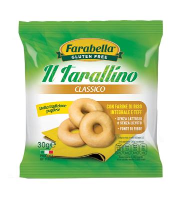 FARABELLA IL TARALLINO CLASSICO 30 G - Farmaseller