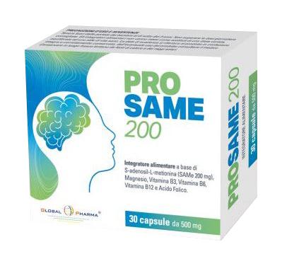 PROSAME 200 30 CAPSULE - Farmaseller